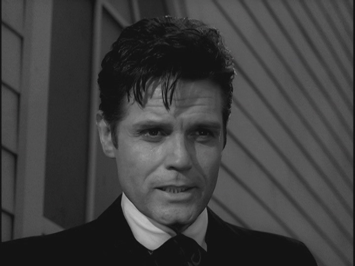 "Jack Lord in ""The Vespers"", episode 2 of The Loner"