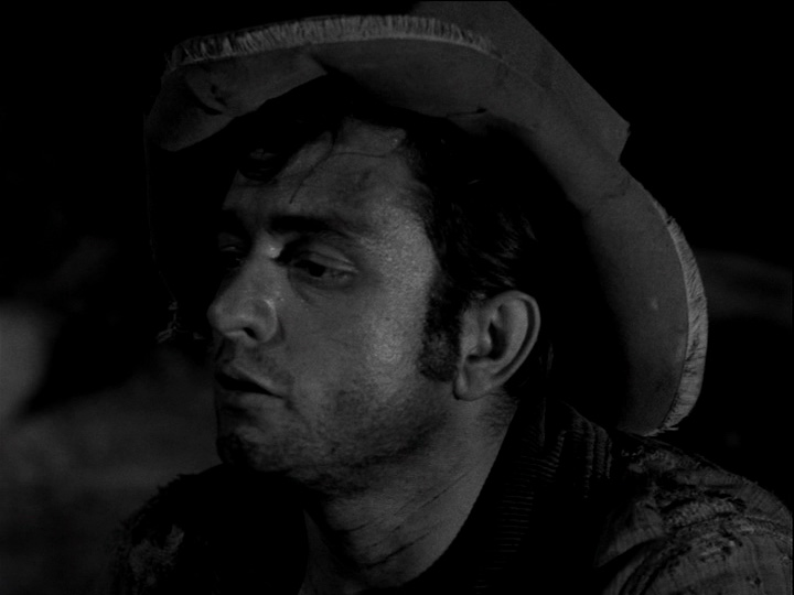 "Johnny Cash in The Rebel, ""The Death of Gray"""
